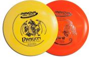 Innova DX Floating Disc Golf Set (Floats on Water) Hydra & Dragon