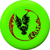 Eurodisc 175g not Discraft Ultimate Frisbee Competition Disc design CREATURE GREEN