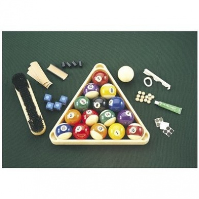 Minnesota Fats MFA41360 Billiard Starter Kit