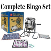 All In One Complete Bingo Set