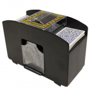 Deluxe 4 Deck Card Shuffler