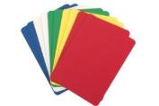 Set of 5 Plastic Poker Cut Cards