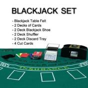 2 Deck Blackjack Set - All-in-one Blackjack Kit