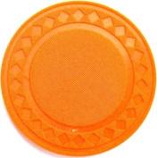 50 Plastic Diamond Design 4 gramme Poker Chips