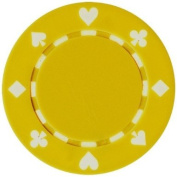 50 Clay Composite Suited 11.5-Gramme Poker Chips