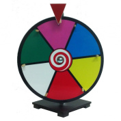 30.5cm Colour Dry Erase Prize Wheel By Midway Monsters