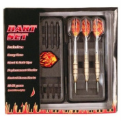 Flames 3-Pack Dart Set