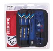 Unicorn E500 Soft Tip Dart Set