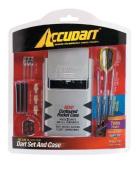 Accudart Pro Line 90 Twin Point 90% Tungsten Dart Set and Case