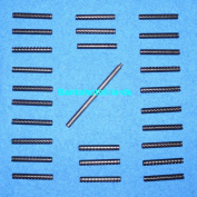 26 Tornado Roll Pins w/ Punch for Foosball Table Men