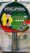 Escalade Sports Four Stars Tournament Ping Pong Table Tennis Racket T0065