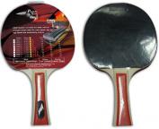 Pinnacle Sports 3369-1 Table Tennis Single Paddle