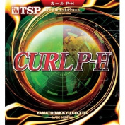 TSP Curl PH Long Pips Ping Pong Rubber (Colour