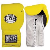 Cleto Reyes Training Boxing Gloves, Yellow, 410ml