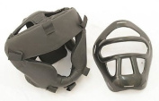 Head Guard With Black Cage