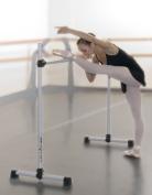 Vita Vibe Ballet Barre - B60 1.5m Portable Single Bar - Freestanding Stretch/Dance Bar - Vita Vibe - USA Made