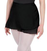 Adult Plus Size Wrap Skirt,N8334WBLK,multi-coloured,One-Size