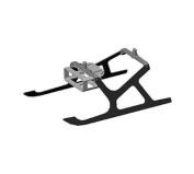 Aluminium/Carbon Fibre Landing Gear
