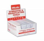 Mueller Gymnastic & Weightlifting Chalk, 8-2 oz bars - 0.5kg.