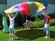 3.7m Diameter Parachute