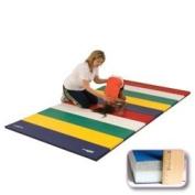 Gsc 1.5m x 3m Rainbow Mat