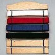 Six Level Martial Arts Karate Belt Display