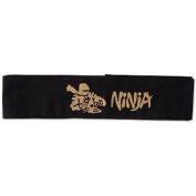 Ninja Headband - Black - 10 Pack