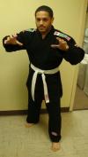 Bjj Kimono Jiu Jitsu/judo Gi Student Black Colour 0