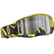 Scott USA Tyrant Goggles Glitch Yellow/Clear Lens 221330-2909041