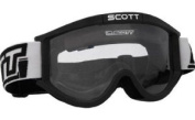 Scott USA 87 OTG Goggles with No-fog Fan Black 218828-0001041
