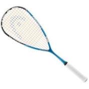 Head Youtek Anion5.1cm negra Squash Racquet