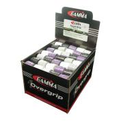 Gamma Sport Grip Overgrip Display Box, Assorted