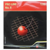 Kirschbaum Pro Line II 16L 1.25 Black Tennis String Black [Misc.]