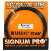 Signum Pro Hyperion 1.24 Tennis String Black