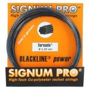 Signum Pro Tornado 1.29 Tennis String Black