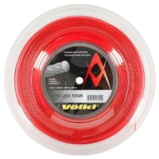 Volkl Cyclone Tour 17G/1.25MM Red Reel Tennis String