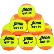 Penn QST 60 Orange Tennis Balls, 12 Ball Bag