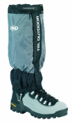 TSL Trek Gaiter Snowshoe, Large, Grey/Black