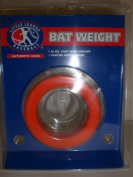 BASEBALL BAT WEIGHT 350ml CAST IRON WEIGHT COATED VINYL COVER NEW IN PACKAGE