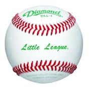 Diamond Little League Competition Grade Baseball, Dozen