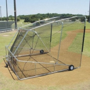 Foldable Backstop Replacement Net