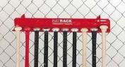 Sports Hook Aluminium Fence Bat Rack