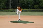 Trigon Sports Tapered Junior Game Mound