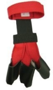 Wyandotte Leather Nasp Red Glove Web Small