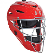 Under Armour Professional Gloss Youth Baseball Catcher's Helmet
