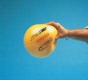 Sportime Super-Safe Foam Junior Basketball - Yellow