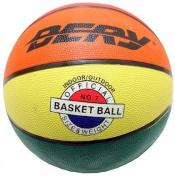 Unisex Indoor Outdoor Performer Multi-Colour Basket Ball Size 7 Good Quality