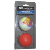 CranBarry Field Hockey Practise Ball Twin Pack