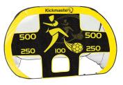 Kickmaster Quick Pop up Goal & Target