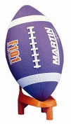 Martin Sports Official Size Football Nylon Purple